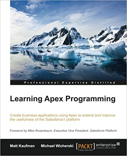 Best APEX Books You Must Read