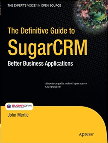 Best SugarCRM Books to Read