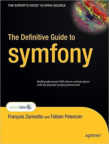 Best Books To Learn Symfony