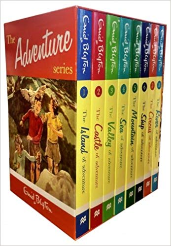 Best Adventure Series Books You Must Read