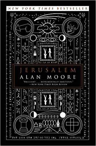Best Alan Moore Books You Should Read