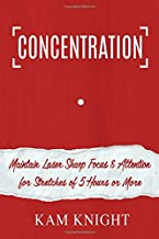 Best Concentration Books Worth Your Attention