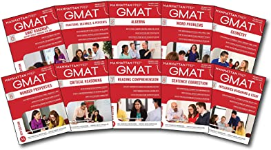 Best Gmat Prep Books Reviewed & Ranked